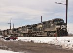 NS 9589 leads a 4 unit 20Q